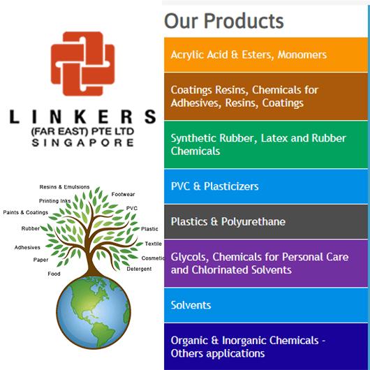 Linkers Far East Pte ltd SINGAPORE