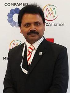 Mr. Khalid Rafique Chaudhry