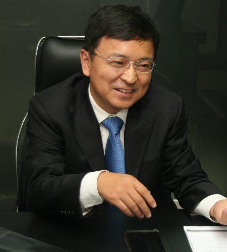 Mr Wang Zihaie